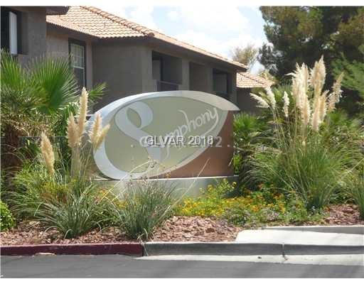 2606 S Durango #122, Las Vegas, NV 89117 (MLS #2044171) :: Sennes Squier Realty Group