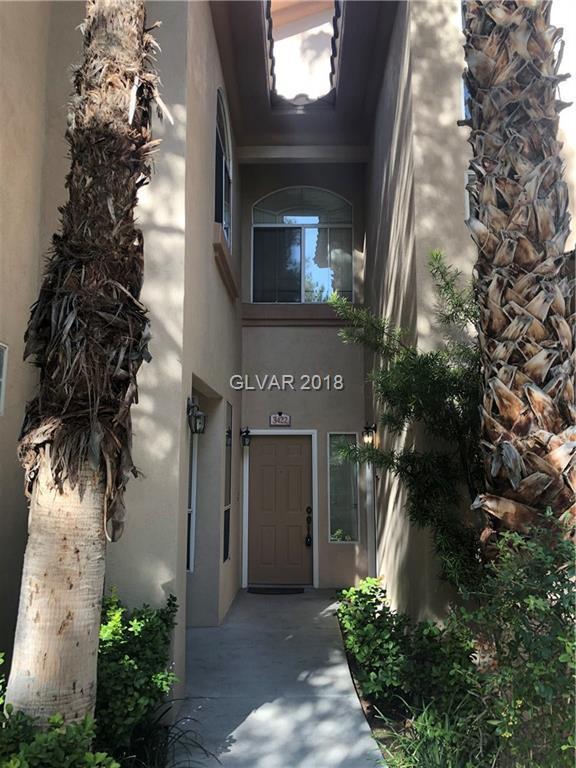 2050 W Warm Springs #3422, Henderson, NV 89014 (MLS #2044353) :: Sennes Squier Realty Group