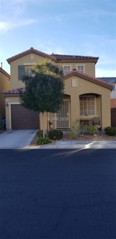 8173 Amy Springs St., Las Vegas, NV 89113 (MLS #2045406) :: The Machat Group   Five Doors Real Estate