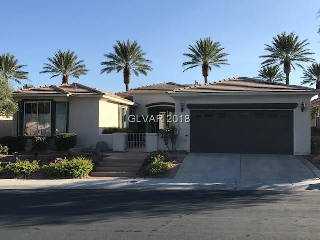 10647 Riva De Fiore, Las Vegas, NV 89135 (MLS #2047381) :: The Snyder Group at Keller Williams Marketplace One