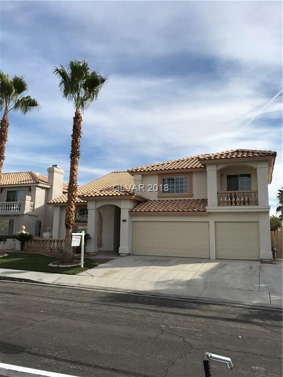 3654 Emerald Beach, Las Vegas, NV 89147 (MLS #2047755) :: Vestuto Realty Group
