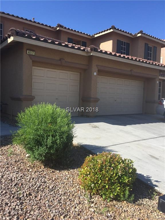 4017 Gaster, North Las Vegas, NV 89081 (MLS #2049310) :: The Snyder Group at Keller Williams Marketplace One