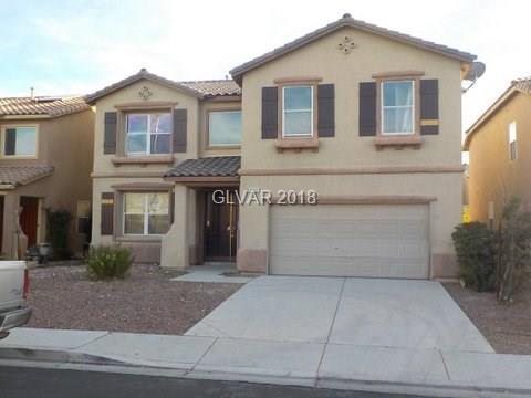 9601 Rolling Thunder, Las Vegas, NV 89148 (MLS #2050347) :: Trish Nash Team