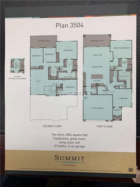 6485 Alpine Ridge, Las Vegas, NV 89149 (MLS #2051585) :: The Machat Group | Five Doors Real Estate