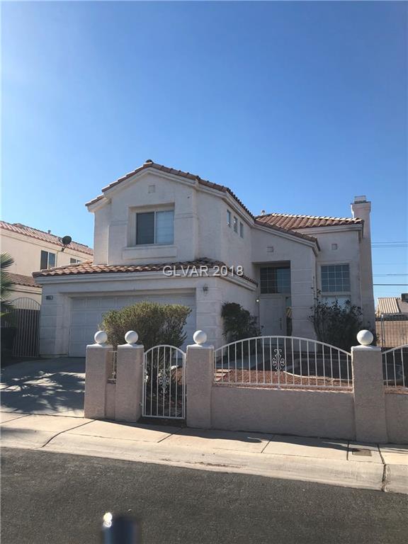3857 Debussy, Las Vegas, NV 89032 (MLS #2051981) :: The Machat Group | Five Doors Real Estate