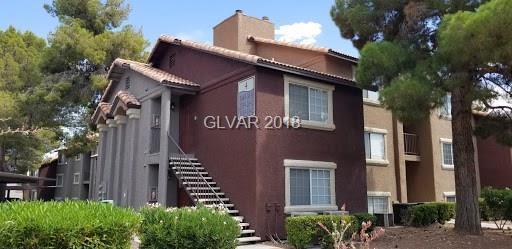 2750 S Durango #1039, Las Vegas, NV 89117 (MLS #2054925) :: Vestuto Realty Group