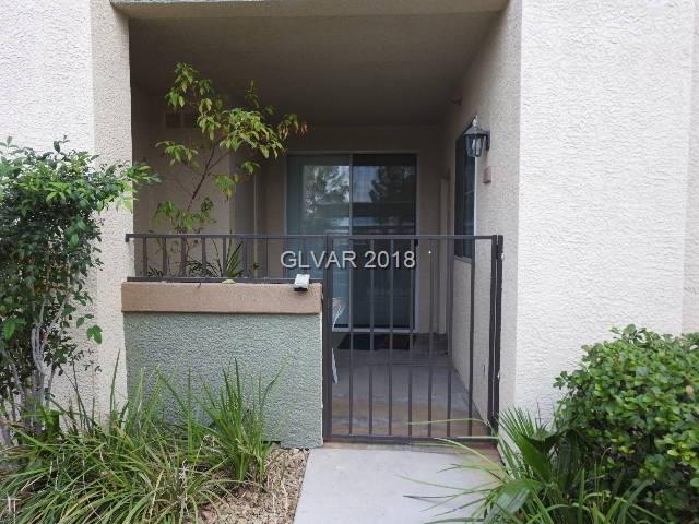 7107 Durango #116, Las Vegas, NV 89148 (MLS #2055091) :: Sennes Squier Realty Group
