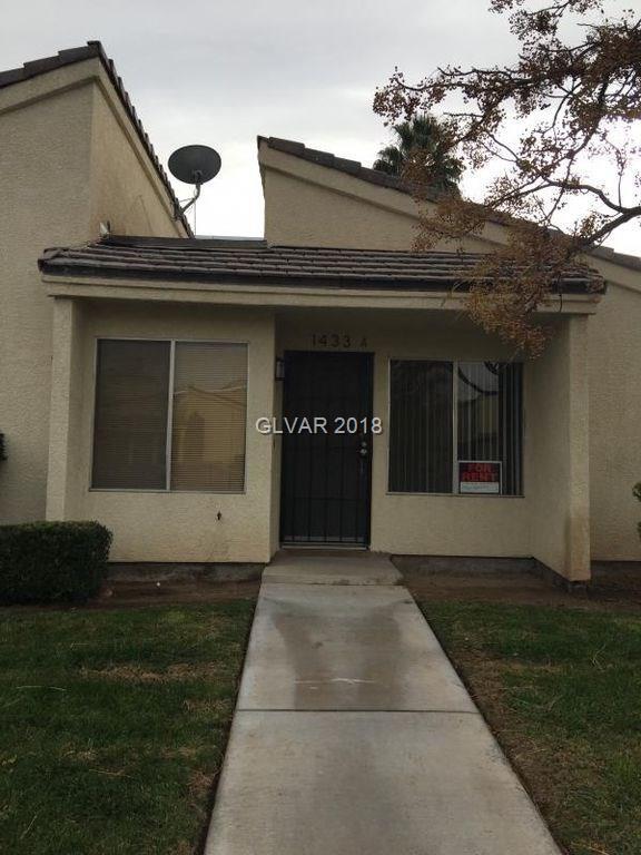 1433 Santa Anita A, Las Vegas, NV 89119 (MLS #2056716) :: Trish Nash Team