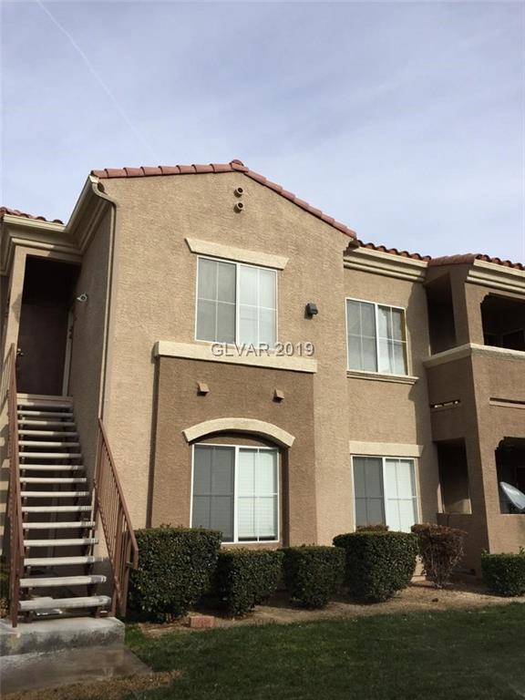 10245 Maryland #218, Las Vegas, NV 89183 (MLS #2060183) :: Sennes Squier Realty Group