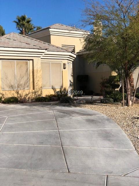 308 Terrace View, Las Vegas, NV 89144 (MLS #2060217) :: The Snyder Group at Keller Williams Marketplace One