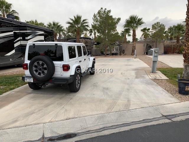 8175 Arville #340, Las Vegas, NV 89139 (MLS #2061440) :: Trish Nash Team