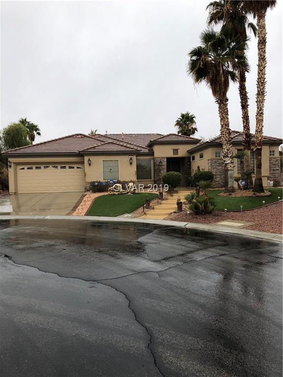 1623 Clarksville, Henderson, NV 89052 (MLS #2061446) :: The Snyder Group at Keller Williams Marketplace One