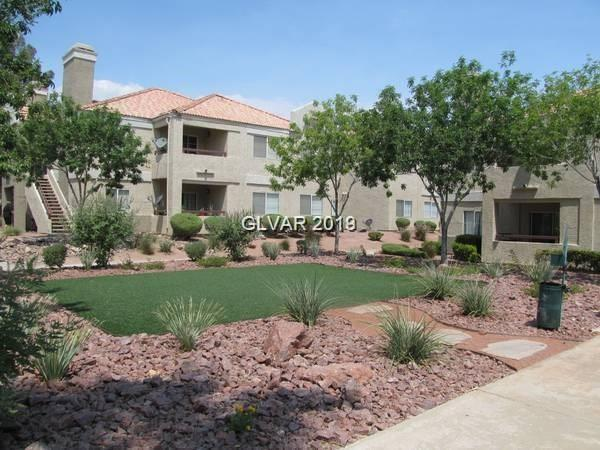 8600 Charleston #1088, Las Vegas, NV 89145 (MLS #2062921) :: The Snyder Group at Keller Williams Marketplace One