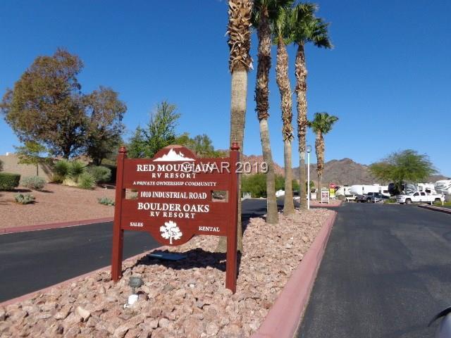 801 Robin, Boulder City, NV 89005 (MLS #2063296) :: Signature Real Estate Group