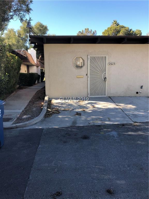 2625 Heritage, Las Vegas, NV 89121 (MLS #2064131) :: Signature Real Estate Group