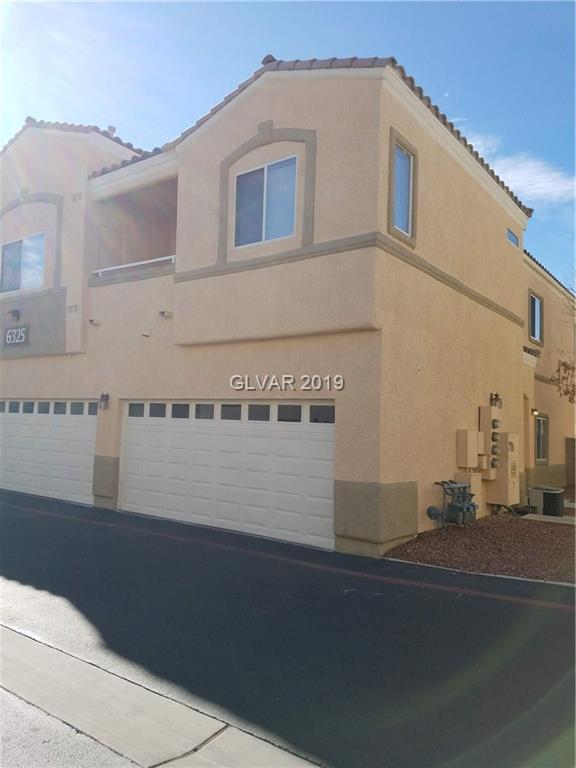 6325 Beige Bluff #102, Las Vegas, NV 89081 (MLS #2067014) :: Trish Nash Team