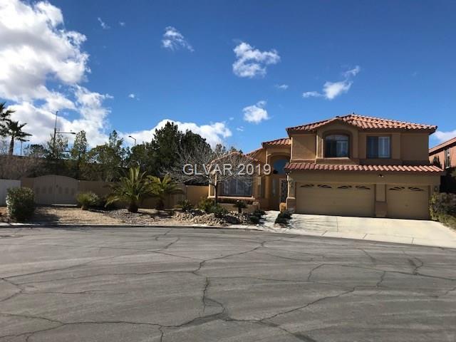 1101 Ventura Hills, Las Vegas, NV 89144 (MLS #2068335) :: Trish Nash Team
