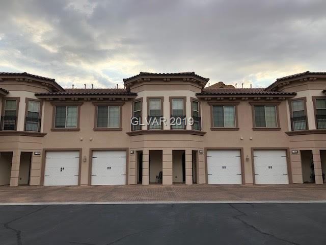 36 Via Vasari #105, Henderson, NV 89011 (MLS #2069454) :: Trish Nash Team