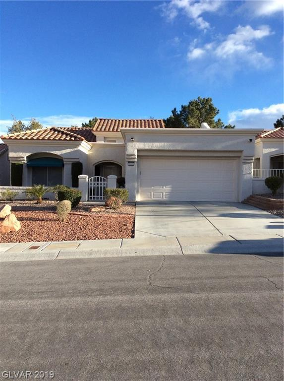 3116 Faiss, Las Vegas, NV 89134 (MLS #2069477) :: The Snyder Group at Keller Williams Marketplace One
