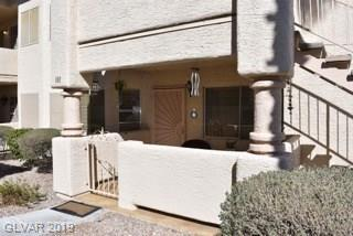 933 Sulphur Springs #101, Las Vegas, NV 89128 (MLS #2069555) :: The Snyder Group at Keller Williams Marketplace One