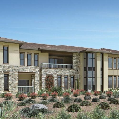 11280 Granite Ridge #1012, Las Vegas, NV 89135 (MLS #2070227) :: Trish Nash Team