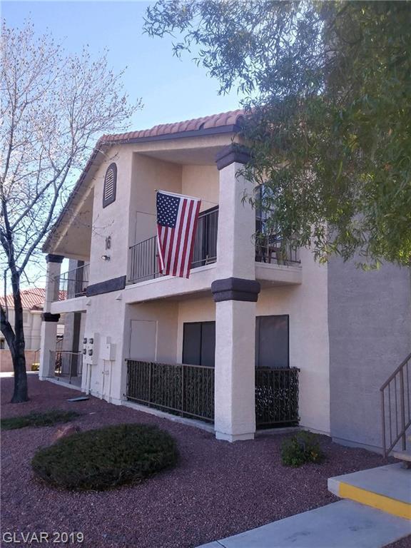 1575 Warm Springs #1622, Henderson, NV 89014 (MLS #2070460) :: Sennes Squier Realty Group