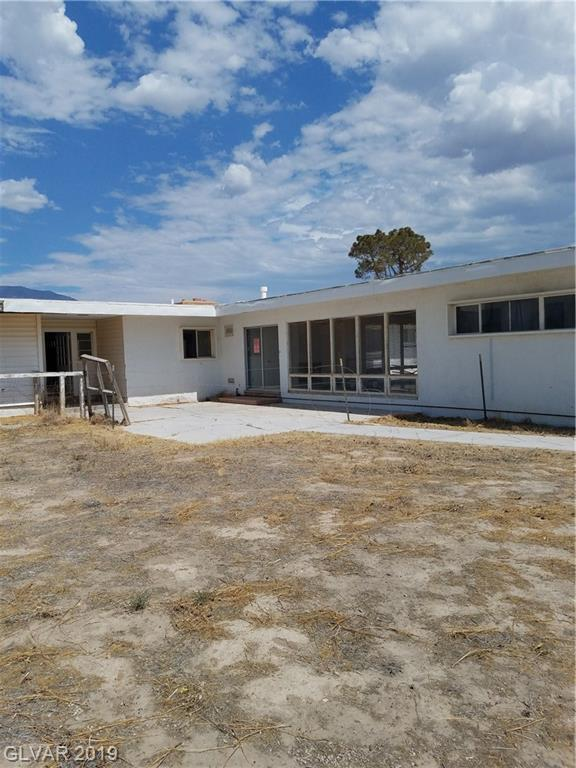 420&450 Blosser Ranch, Pahrump, NV 89060 (MLS #2070672) :: Trish Nash Team