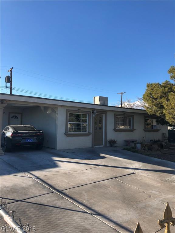 3131 Daley, North Las Vegas, NV 89030 (MLS #2070727) :: Vestuto Realty Group