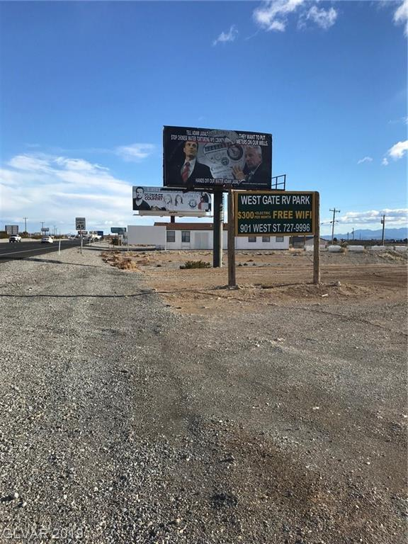 1960 S Nevada Hwy 160, Pahrump, NV 89048 (MLS #2071520) :: Trish Nash Team