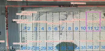 Brooks Ave, North Las Vegas, NV 89030 (MLS #2071597) :: Vestuto Realty Group