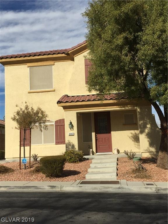 4442 Prada, Las Vegas, NV 89141 (MLS #2071797) :: Vestuto Realty Group