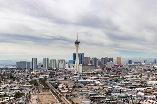 200 Hoover #1005, Las Vegas, NV 89101 (MLS #2073560) :: Trish Nash Team