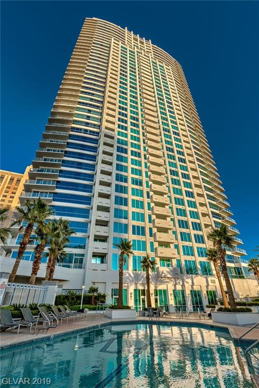 2700 Las Vegas #1205, Las Vegas, NV 89109 (MLS #2075393) :: Trish Nash Team