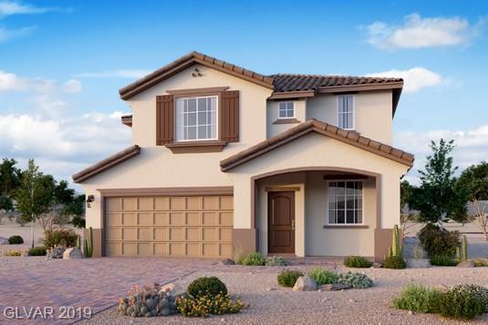 8204 Golden Cholla Lot 69, Las Vegas, NV 89178 (MLS #2075465) :: Five Doors Las Vegas