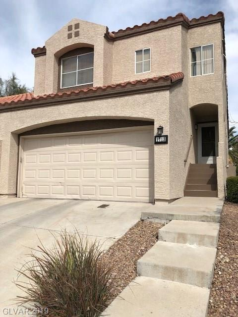 1713 Steamboat, Henderson, NV 89014 (MLS #2076385) :: The Snyder Group at Keller Williams Marketplace One