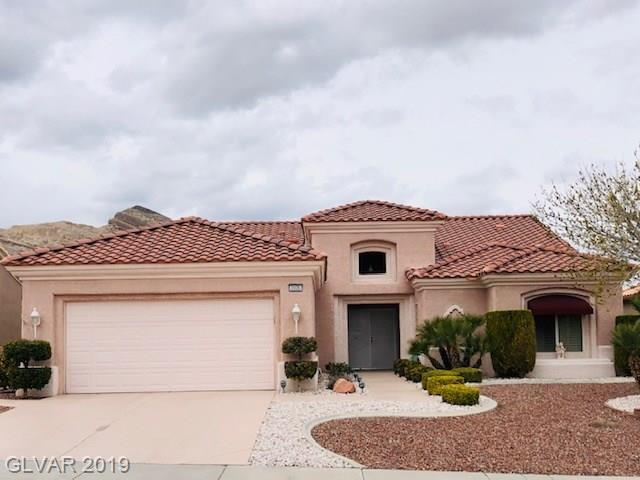 3105 Darby Falls, Las Vegas, NV 89134 (MLS #2077213) :: The Snyder Group at Keller Williams Marketplace One
