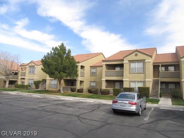 2300 Silverado Ranch #2098, Las Vegas, NV 89123 (MLS #2077465) :: Trish Nash Team