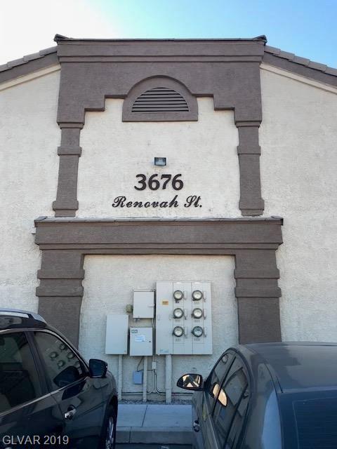 3676 Renovah #203, Las Vegas, NV 89129 (MLS #2079416) :: Trish Nash Team