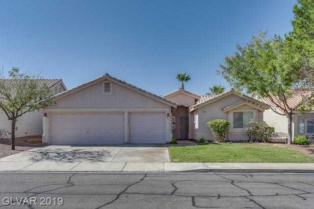 1169 Gallant Fox, Henderson, NV 89015 (MLS #2080240) :: The Snyder Group at Keller Williams Marketplace One