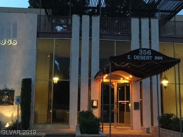 356 Desert Inn #319, Las Vegas, NV 89109 (MLS #2080482) :: The Snyder Group at Keller Williams Marketplace One