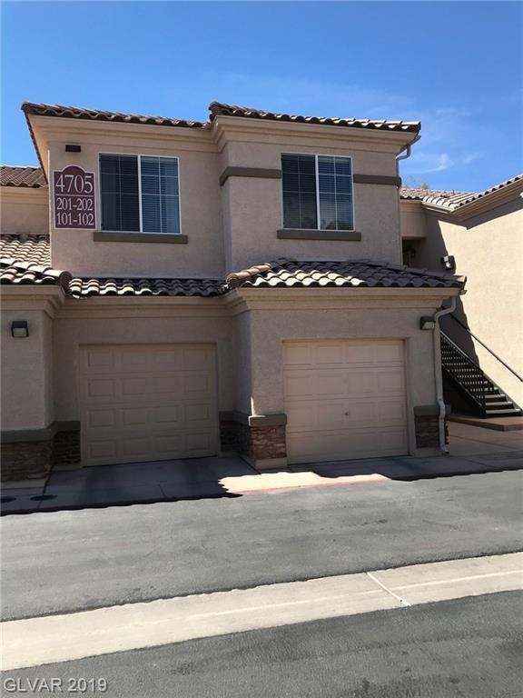 4705 Apulia #202, North Las Vegas, NV 89084 (MLS #2081298) :: Vestuto Realty Group