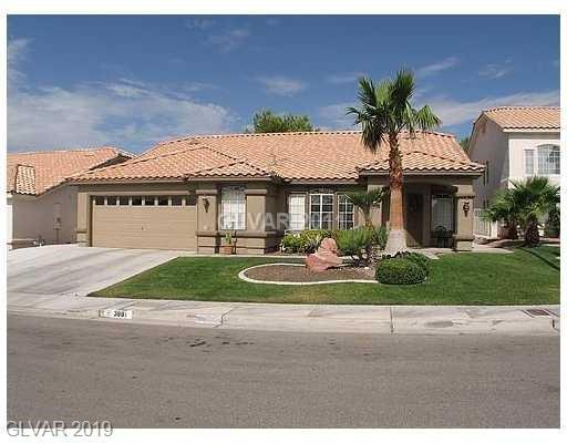 3881 Dazzler, Las Vegas, NV 89147 (MLS #2081377) :: The Snyder Group at Keller Williams Marketplace One