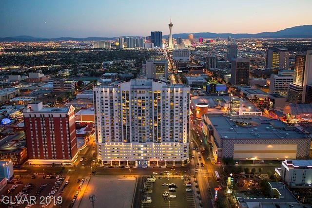150 Las Vegas #2512, Las Vegas, NV 89101 (MLS #2083612) :: The Snyder Group at Keller Williams Marketplace One