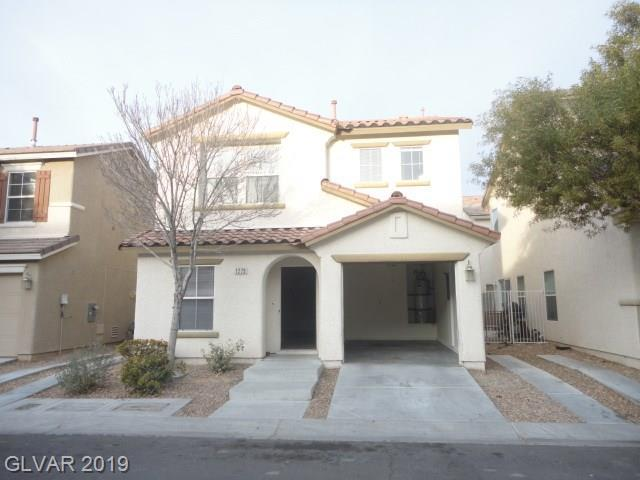 1279 Plum Canyon St, Las Vegas, NV 89142 (MLS #2084175) :: The Snyder Group at Keller Williams Marketplace One
