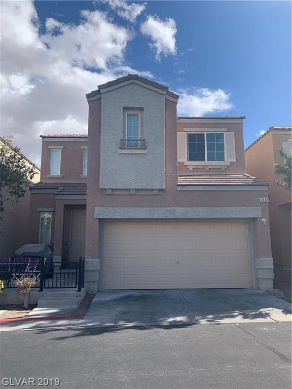 6681 Hurkling Stone, Las Vegas, NV 89139 (MLS #2086381) :: Capstone Real Estate Network