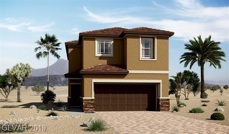 4248 Sea Glass, North Las Vegas, NV 89081 (MLS #2087527) :: The Snyder Group at Keller Williams Marketplace One