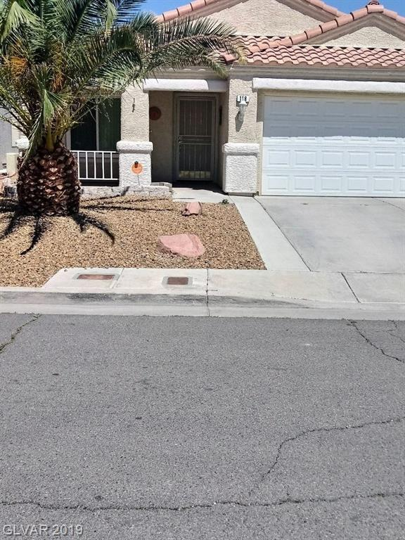 118 Sunburst Creek, Las Vegas, NV 89123 (MLS #2087756) :: Capstone Real Estate Network