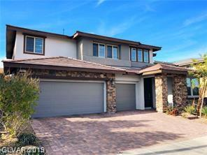 5857 Glory Heights, Las Vegas, NV 89135 (MLS #2088895) :: The Snyder Group at Keller Williams Marketplace One