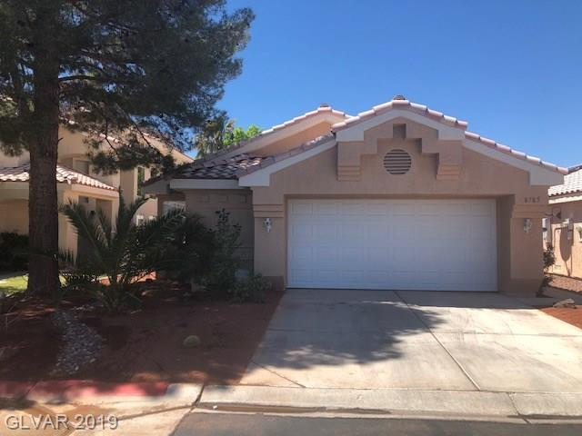 8785 Arawana, Henderson, NV 89074 (MLS #2089386) :: Five Doors Las Vegas