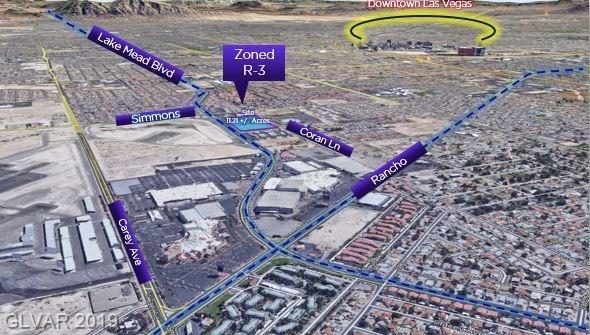 3300 Coran, North Las Vegas, NV 89106 (MLS #2091254) :: Vestuto Realty Group